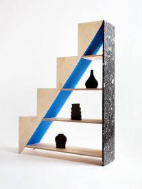 Hi-Lo Shelving by Moving Mountains   Yellowtrace