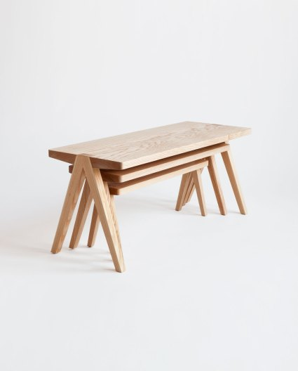 Summit Nesting Tables by Moving Mountains | Yellowtrace