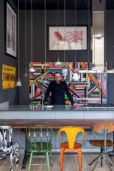 Hussein Jarouche's Chelsea Loft | Yellowtrace