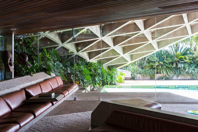 sheats goldstein house la photographed by tom ferguson. Black Bedroom Furniture Sets. Home Design Ideas