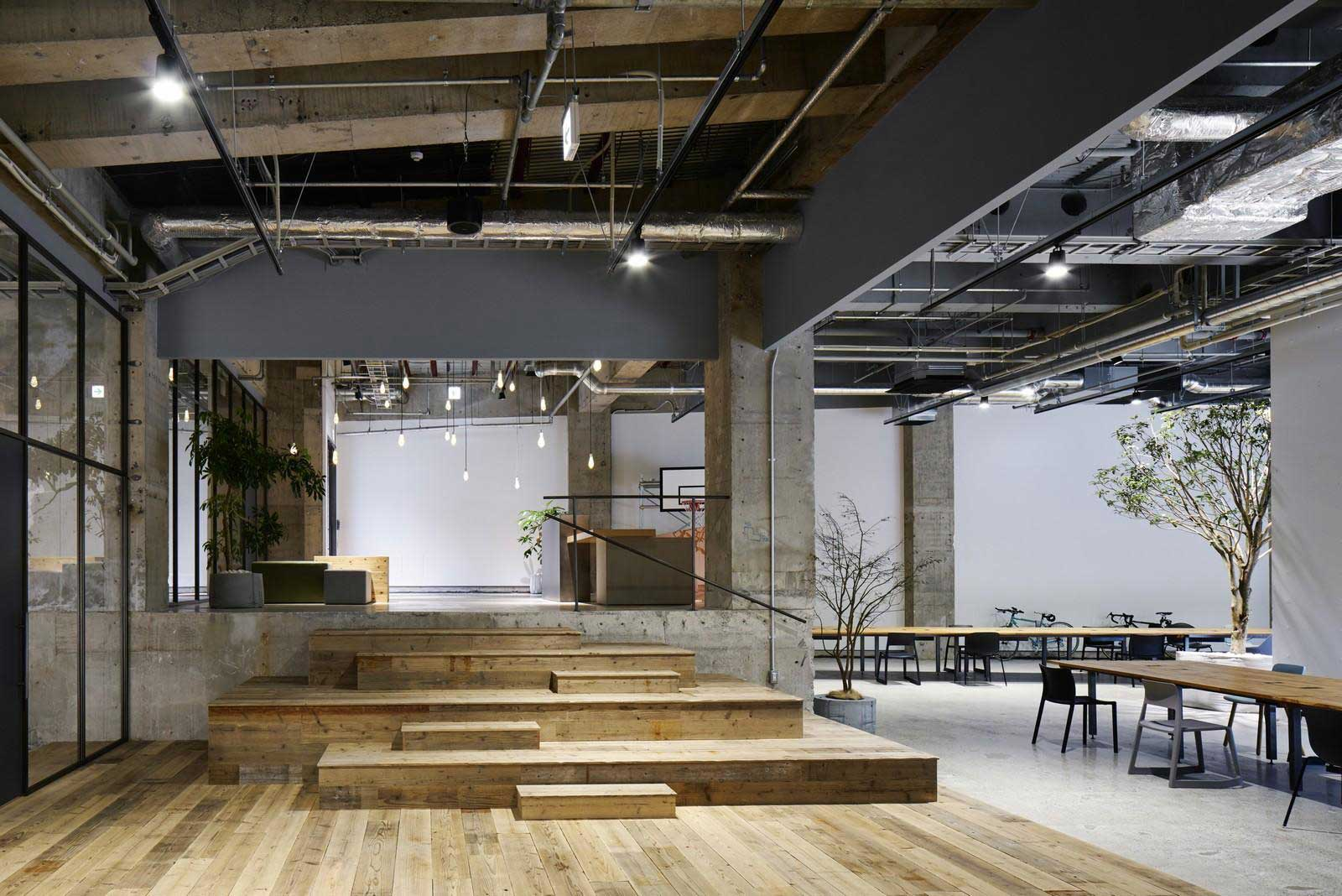 E Interior Design Services Akqa Tokyo Office By Torafu Architects Yellowtrace