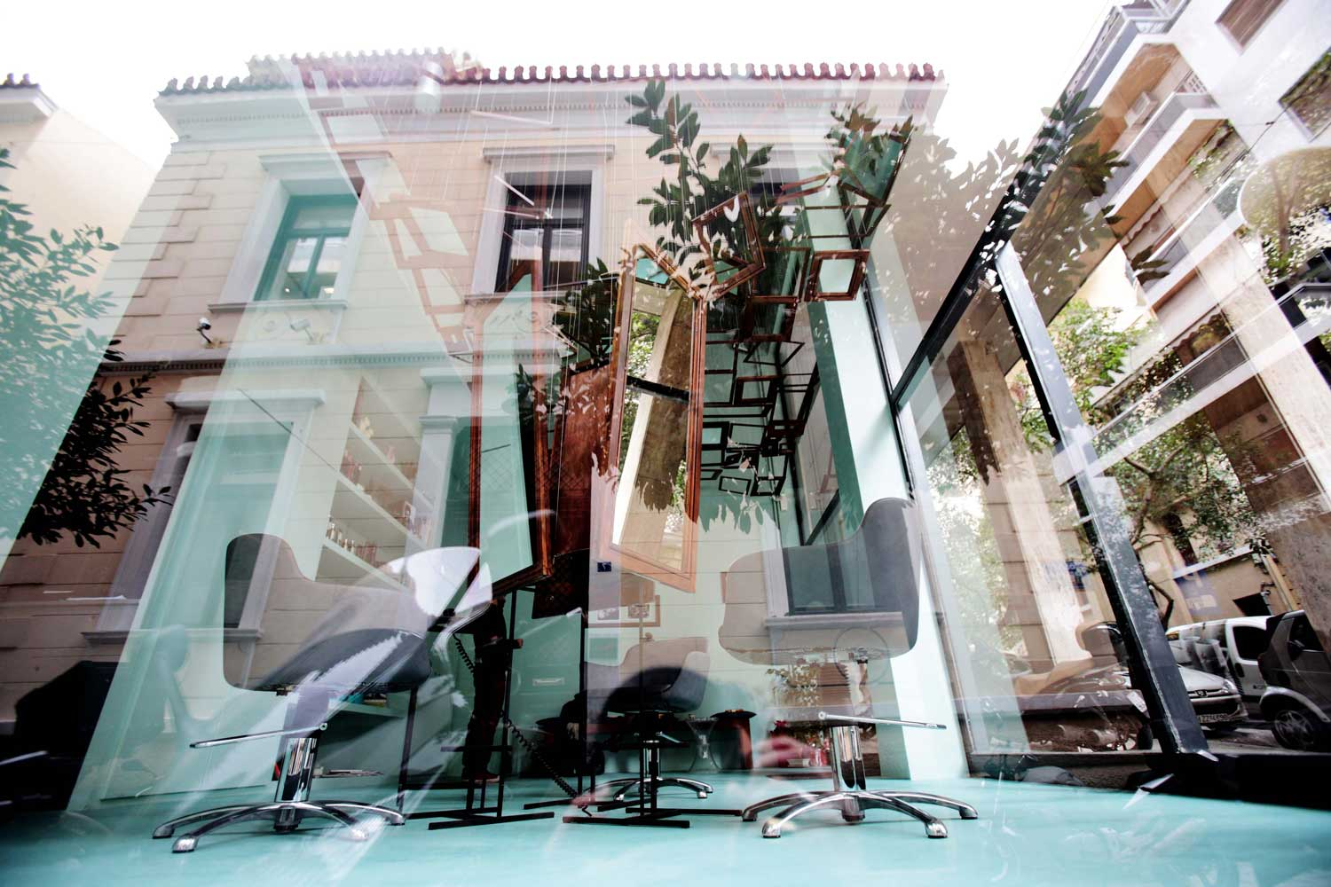 Salon Bureau Talkin Heads Hair Salon In Athens By Bureau De Change