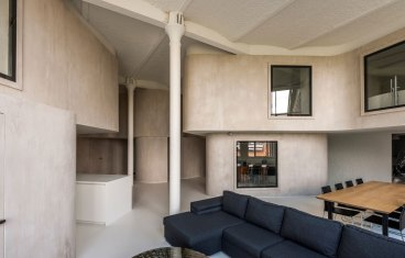 Loft M by Graux & Baeyens Architects | Yellowtrace