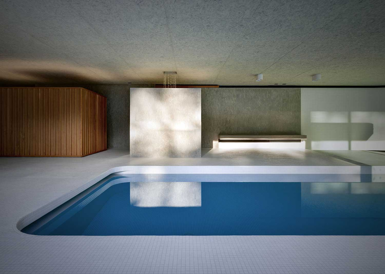 Piscina Design Luxury Indoor Swimming Pool By Act Romegialli
