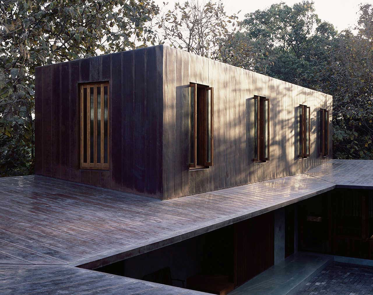 Copper House Copper House Ii By Studio Mumbai Yellowtrace