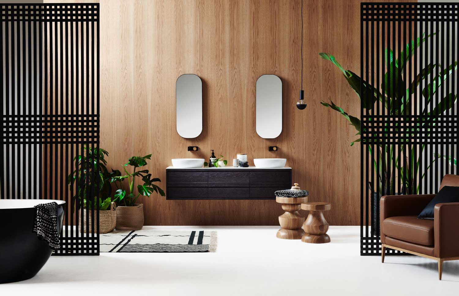 Shower Shaving Mirror Australia Issy By Zuster Collection Of Bathroom Furniture Yellowtrace