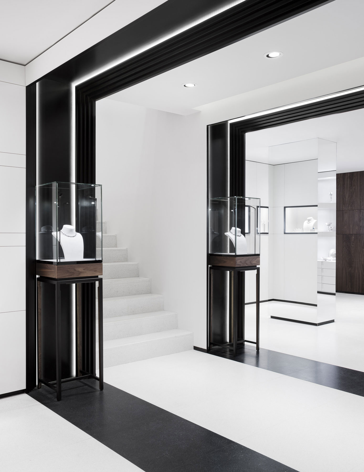 Jensen Design Georg Jensen 39s London Boutique By Studio David Thulstrup