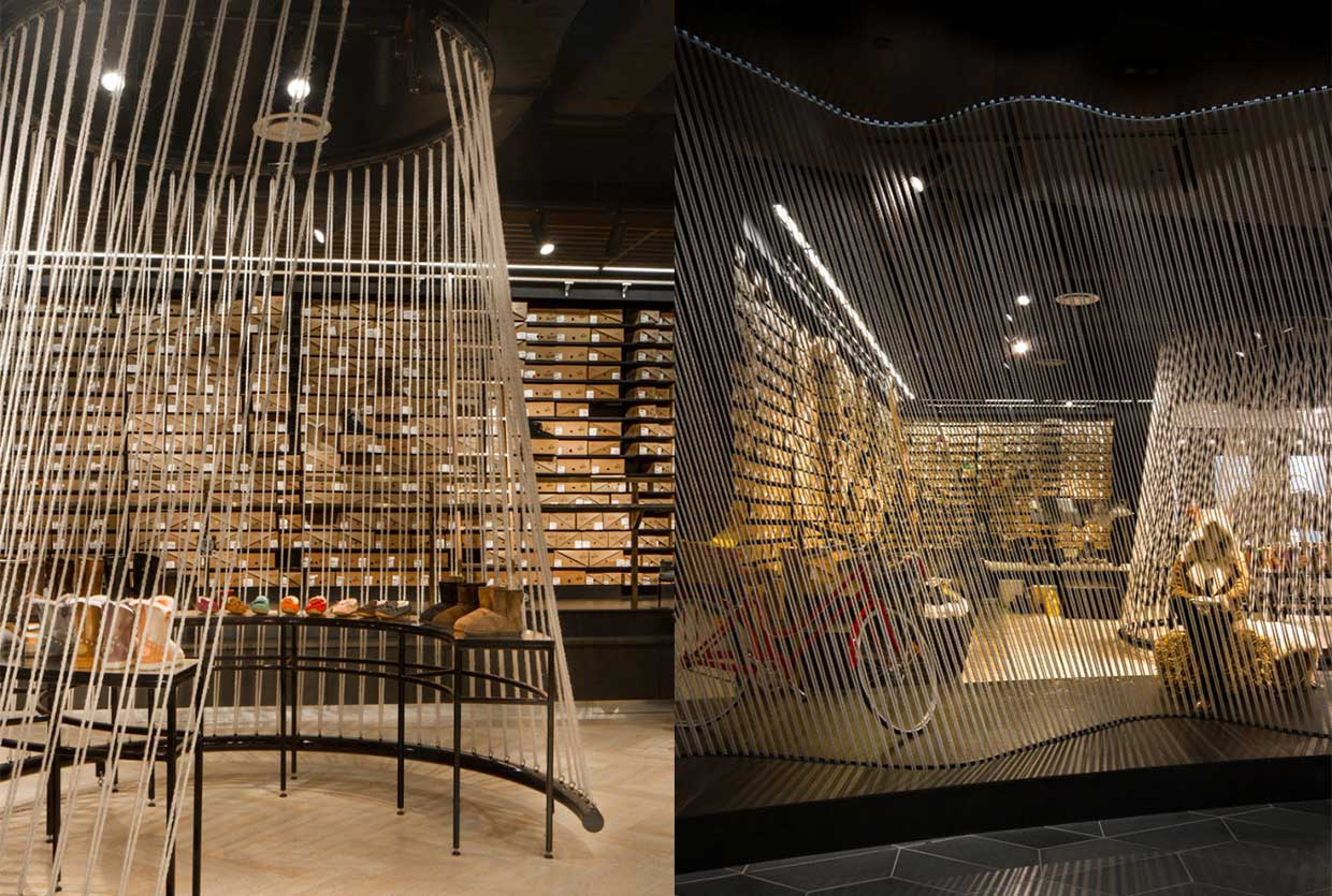 Yellow Shop Yellow Earth Emporium By Tandem Design Studio