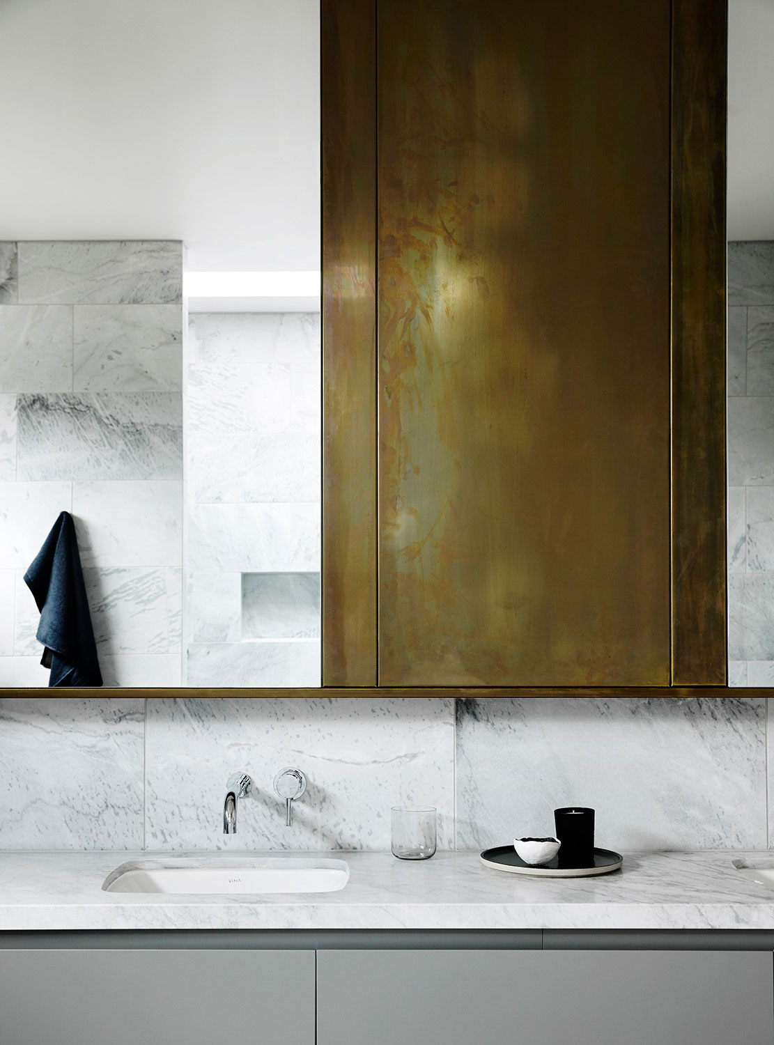 Floor Mirrors Melbourne Balwyn House By Fiona Lynch Design Office Yellowtrace
