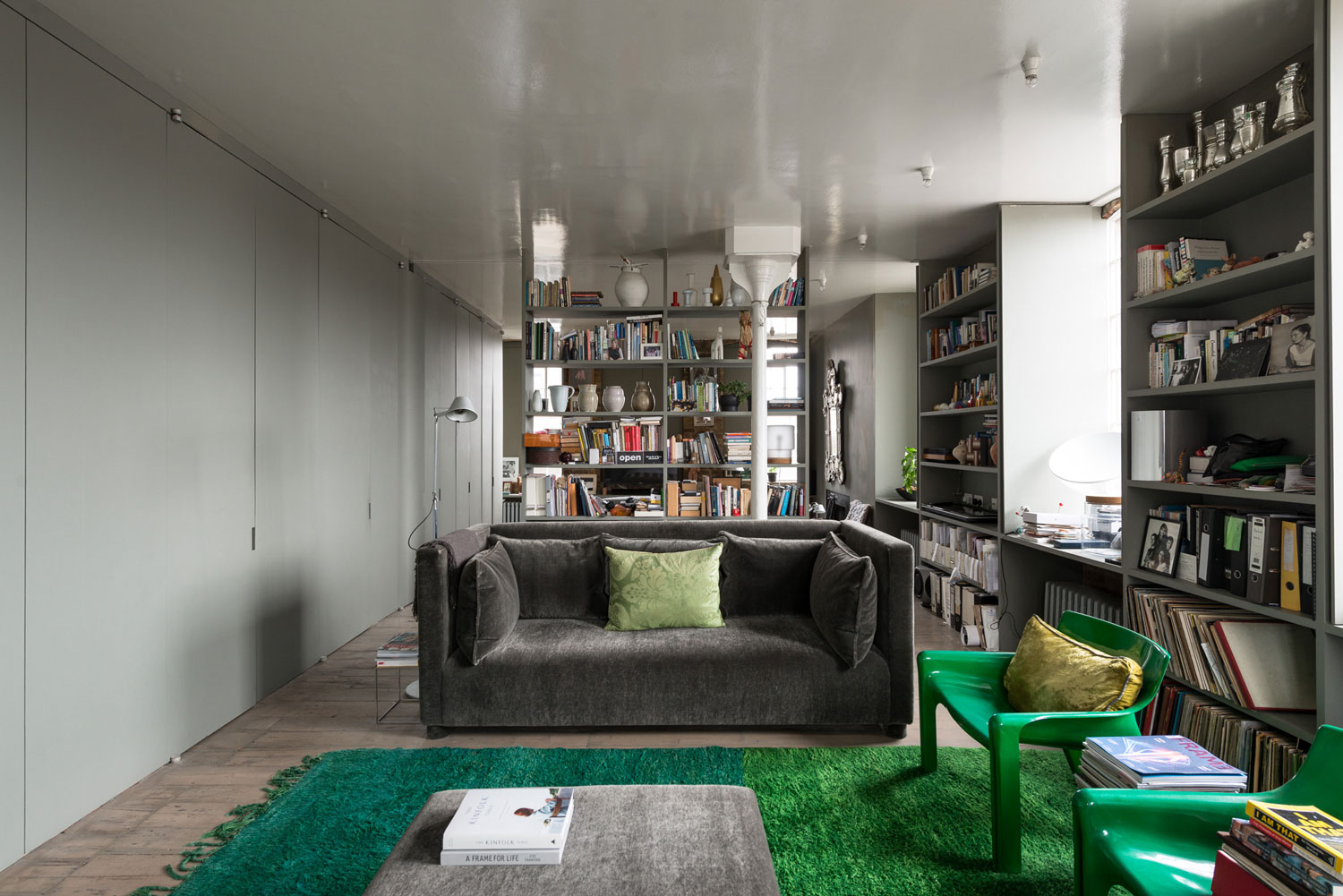 Ilse crawford 39 s victorian warehouse home in london for Crawford house