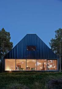 House Husarö in Stockholm, Sweden by Tham & Videgård Arkitekter | Yellowtrace