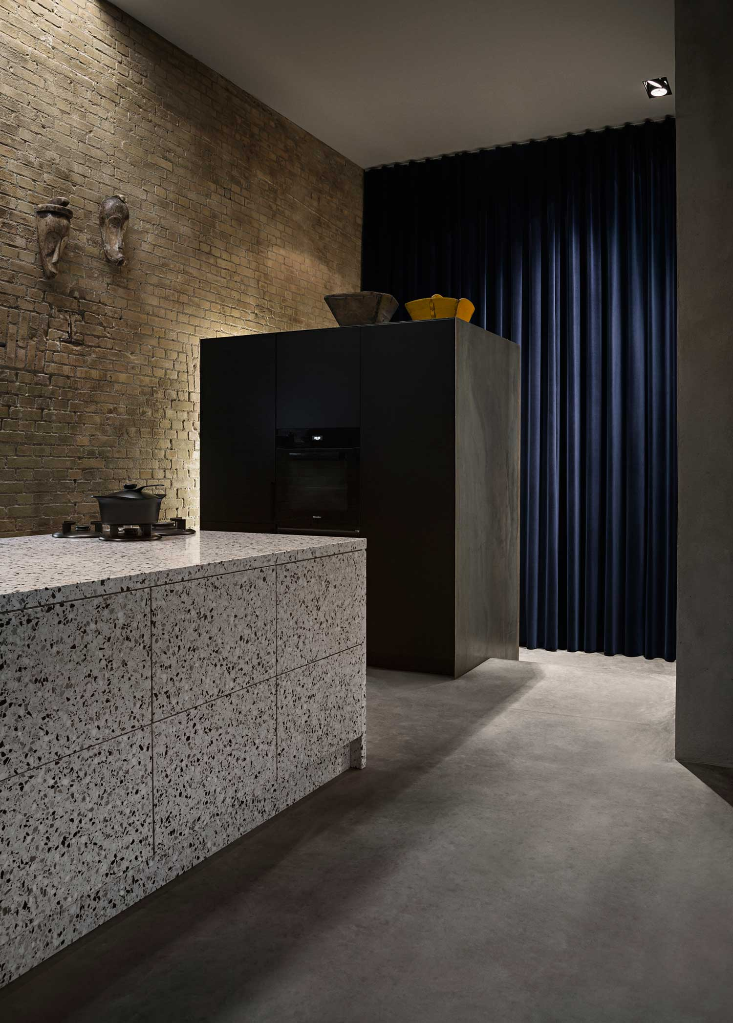 peter 39 s house by studio david thulstrup yellowtrace. Black Bedroom Furniture Sets. Home Design Ideas