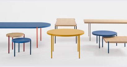 Palladio Tables by Artifort, Salone Del Mobile 2016 | #Milantrace2016