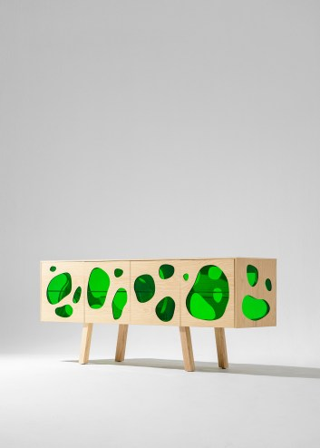 Aquario by Campana Brothers for bd Barcelona, Salone Del Mobile 2016 | #Milantrace2016