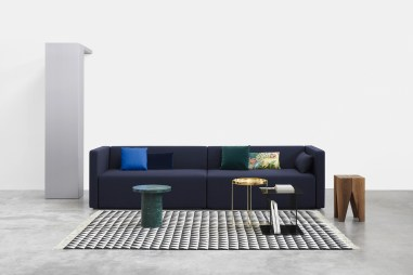 New collection from e15, Salone Del Mobile 2016 | #Milantrace2016