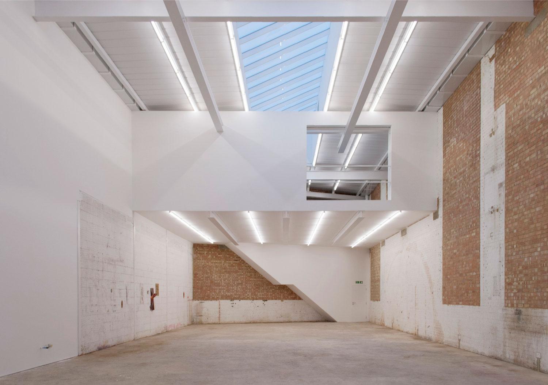 Anish Kapoor London Studios By Caseyfierro Architects