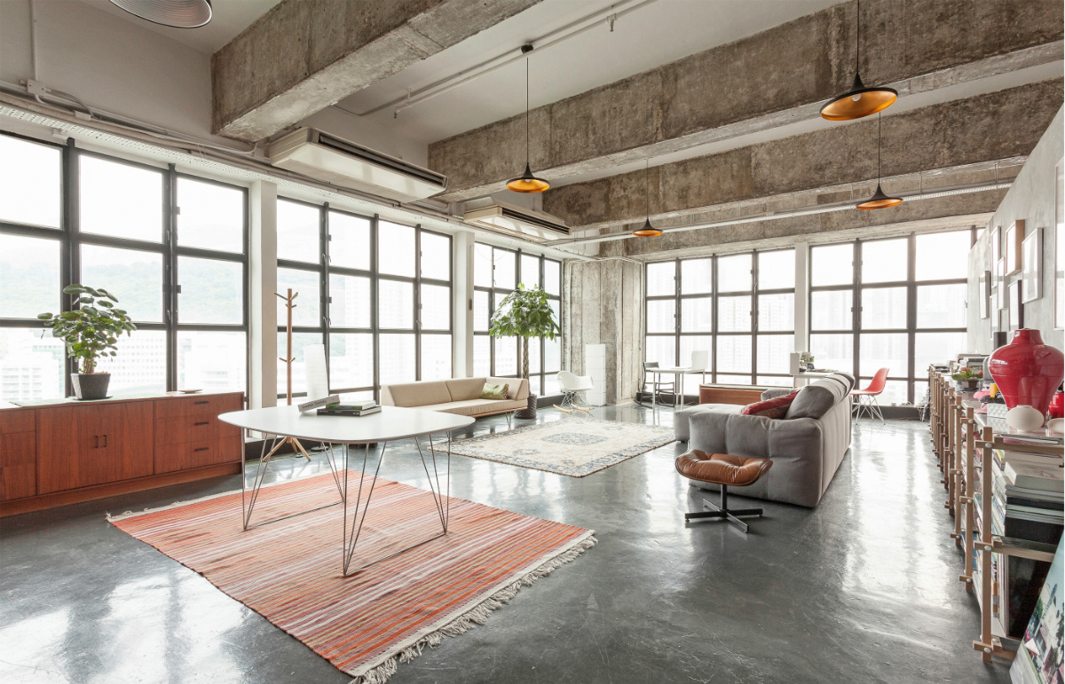 Big Loft Stories On Design Luscious Lofts