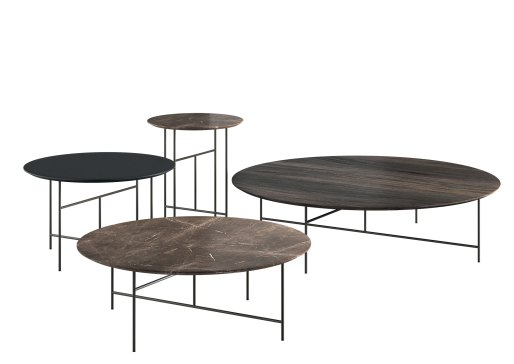 Sen Coffee Table by De Padova, Salone Del Mobile 2016 | #Milantrace2016