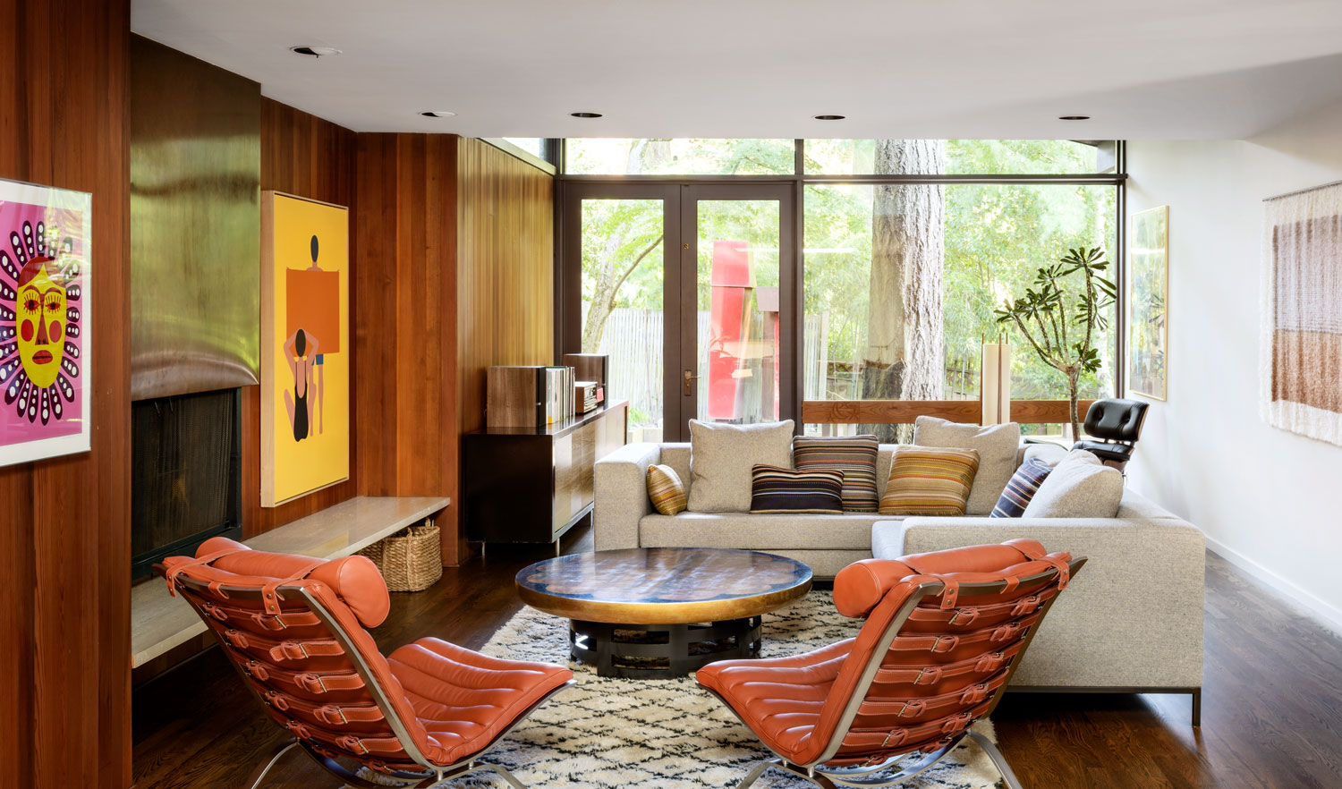 Interior Design Of The House 1950s Portland House Remodel By Jessica Helgerson