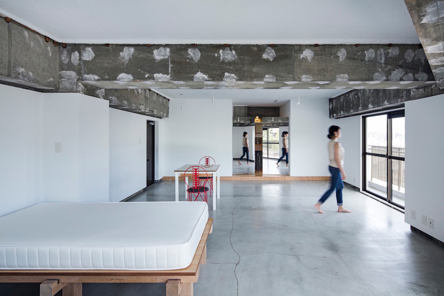 Appartement Au Japon Xchange Apartments In Kyoto Japan By Tank Architects