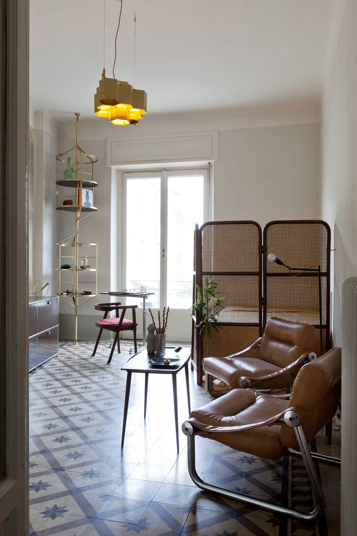 Pietro Russo S Home In Milan Yellowtrace