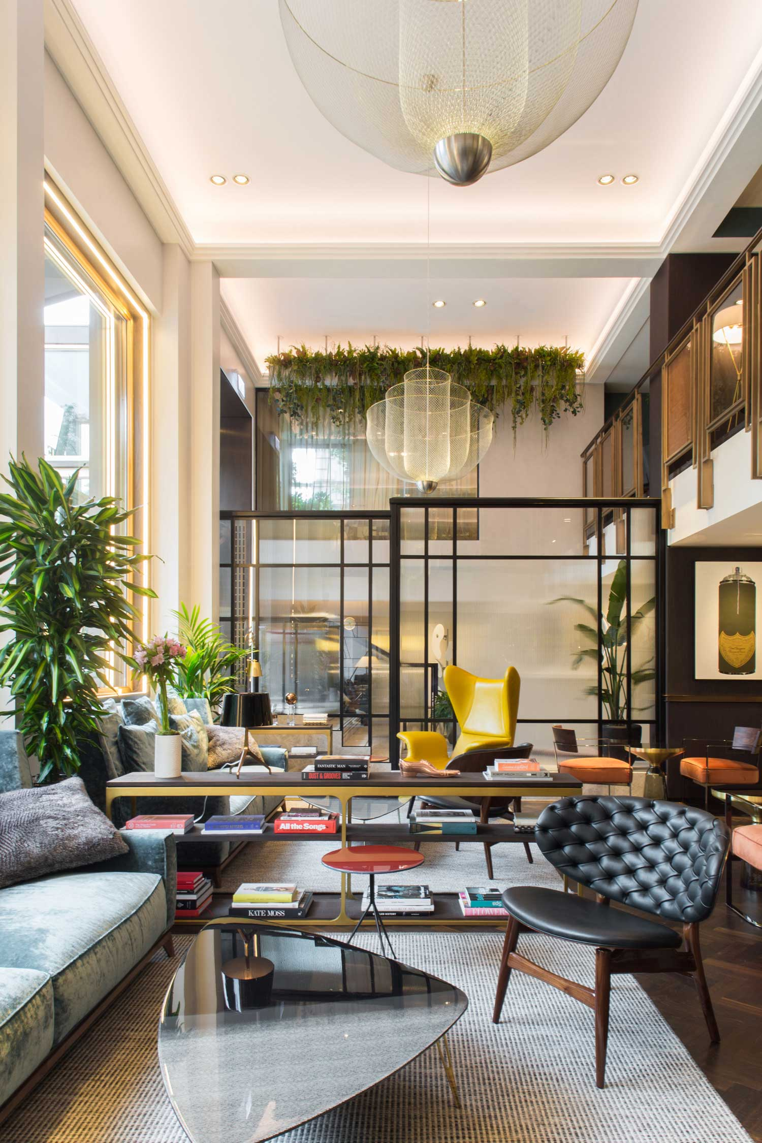 Hotel Decoration Design Athenaeum Hotel And Residences By Kinnersley Kent Design