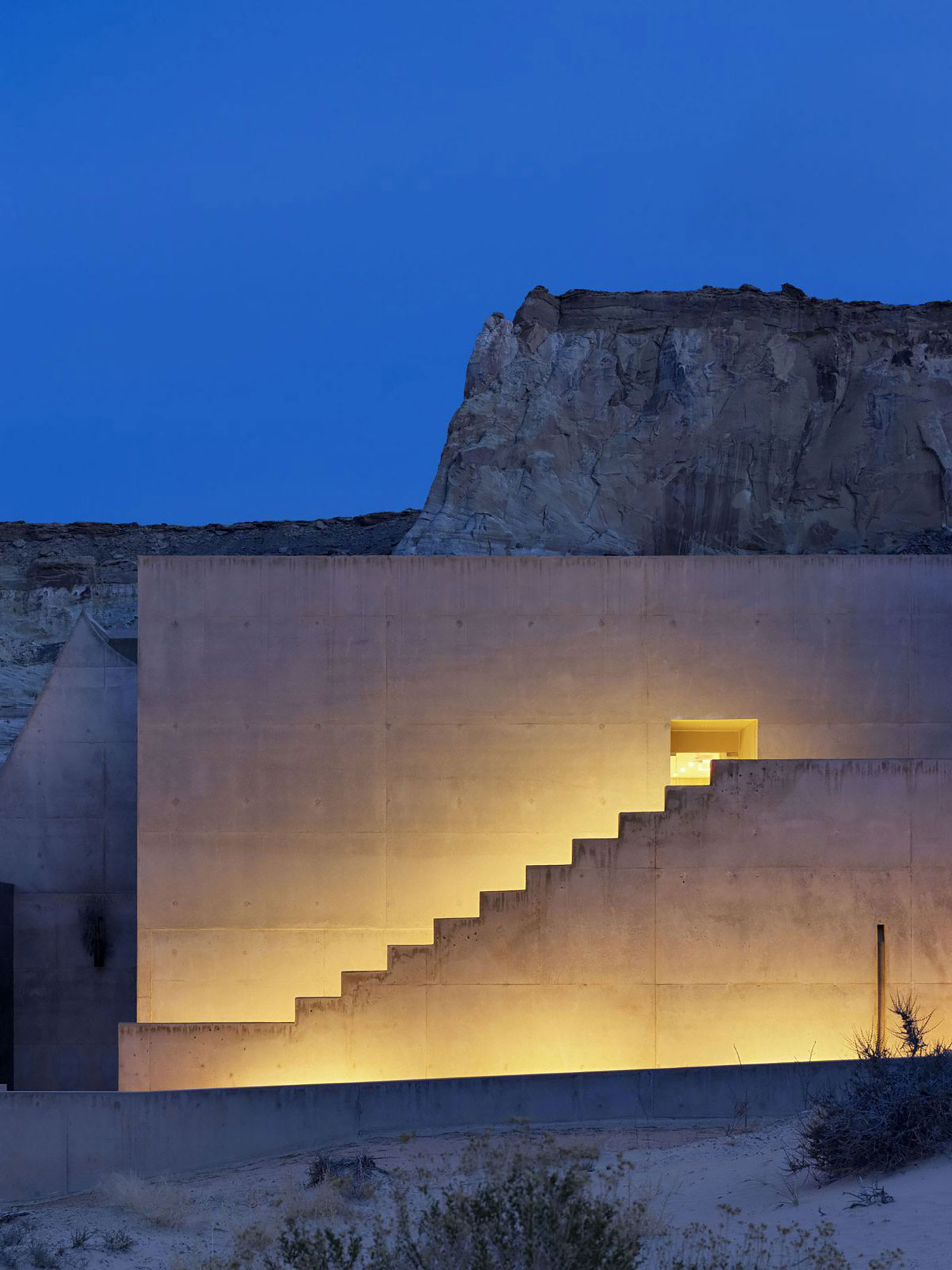 amangiri resort spa in the high desert of utah