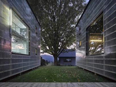 ZEN-Houses in Liberec, Czech Republic by Petr Stolin Architekt | Yellowtrace