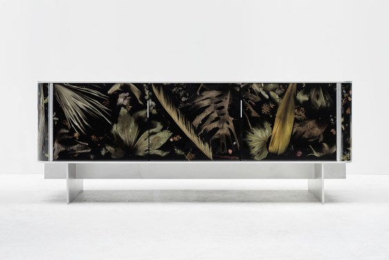 Flora Cabinet by Marcin Rusak | Yellowtrace