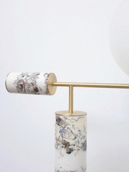 Flora Lamp I by Marcin Rusak | Yellowtrace