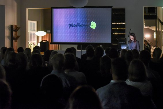 Milantrace 2017 Perth Event - Dana Tomic Hughes | Yellowtrace