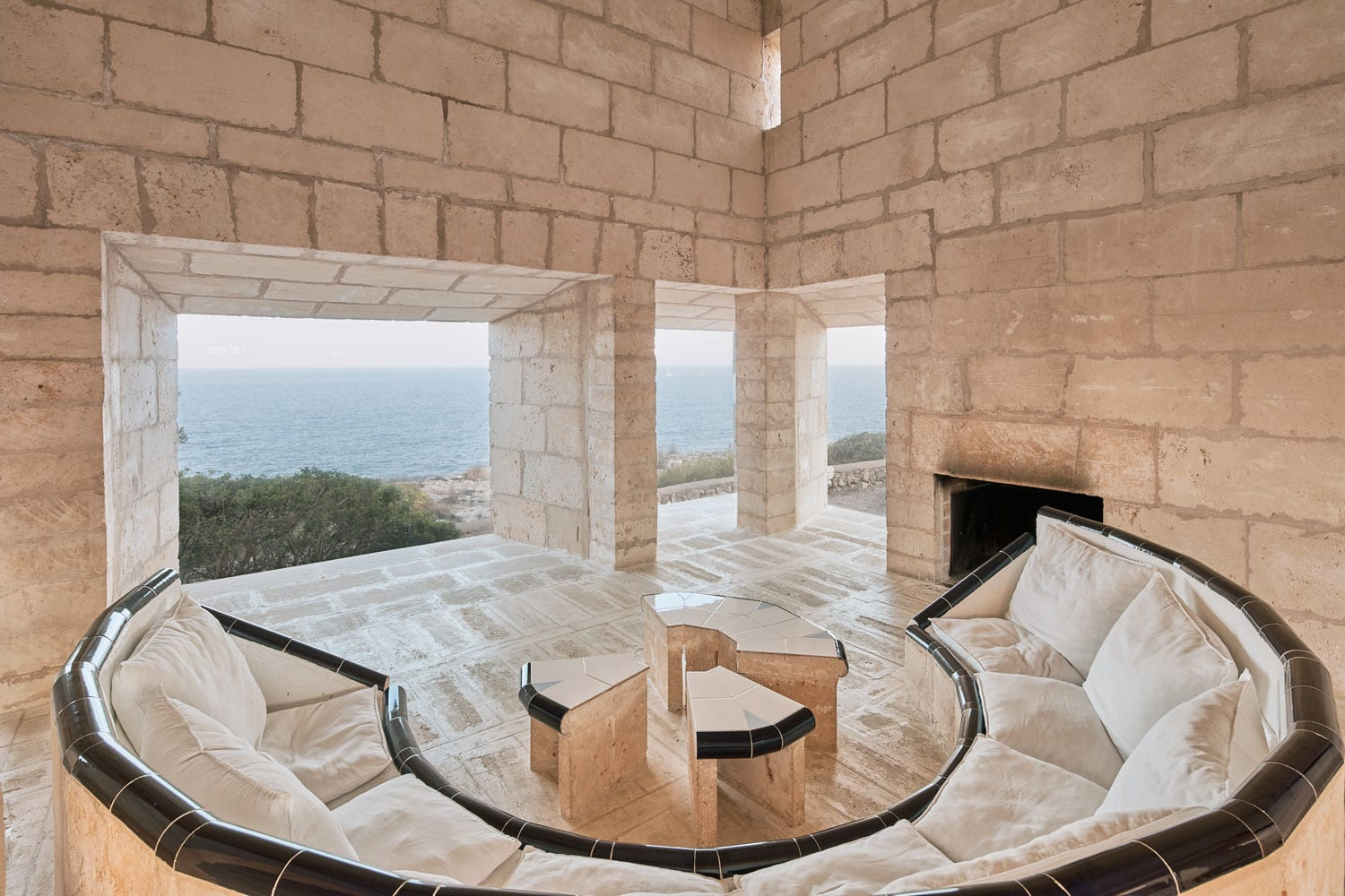 Can Lis Jørn Utzon S Family Summer House In Mallorca Yellowtrace