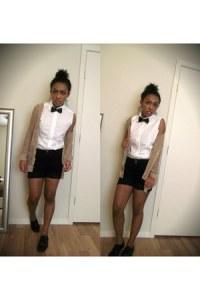Bow Tie Necklace Ties, DIY Shorts, Rodarte For Target ...