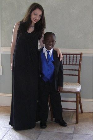 Black Shoes, Black Dresses, Black Suits, Silver