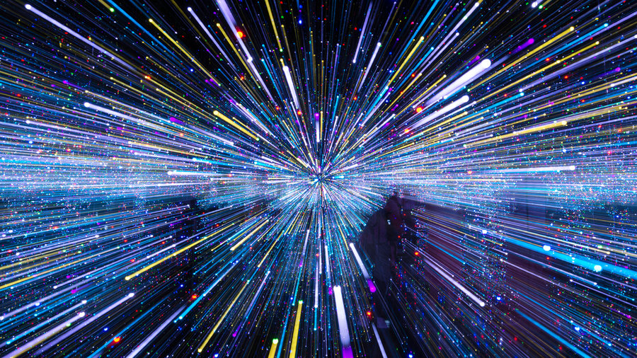 Hyperspace 3d Live Wallpaper Michio Kaku 4 Things That Currently Break The Speed Of