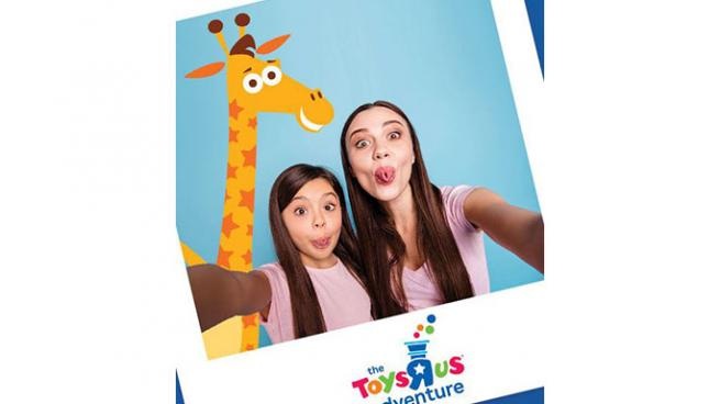 Toys R Us Partners With Candytopia On New Experiential