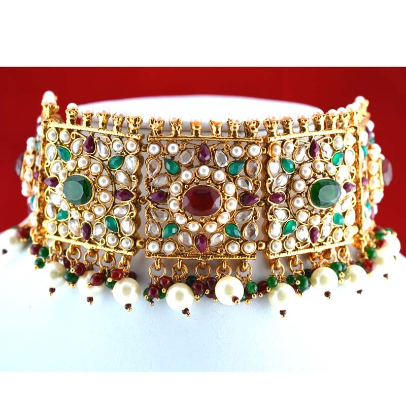 Rajasthani Aad Online Shopping - Rajasthani Jewellery Designs Catalogue