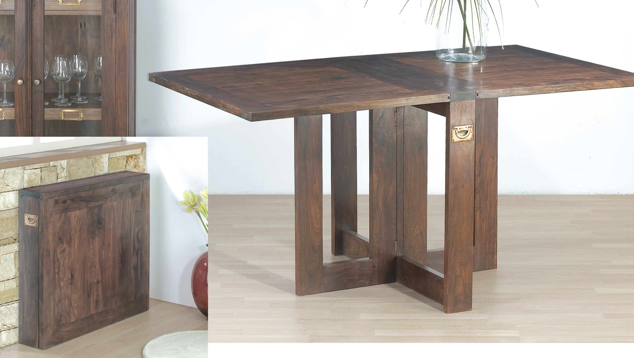 Fold Up Wooden Tables Folding Dining Table Online Shopping