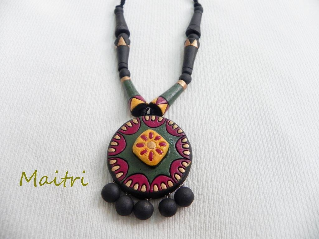 Rajasthani Terracotta Jewellery Online Shopping - Rajasthani Jewellery Designs Catalogue
