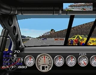 Nintnedo Fall Wallpapers Nascar 2000 Screenshots Pictures Wallpapers