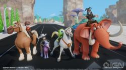 be carried over into disney infinity s toy box letting players bring ...