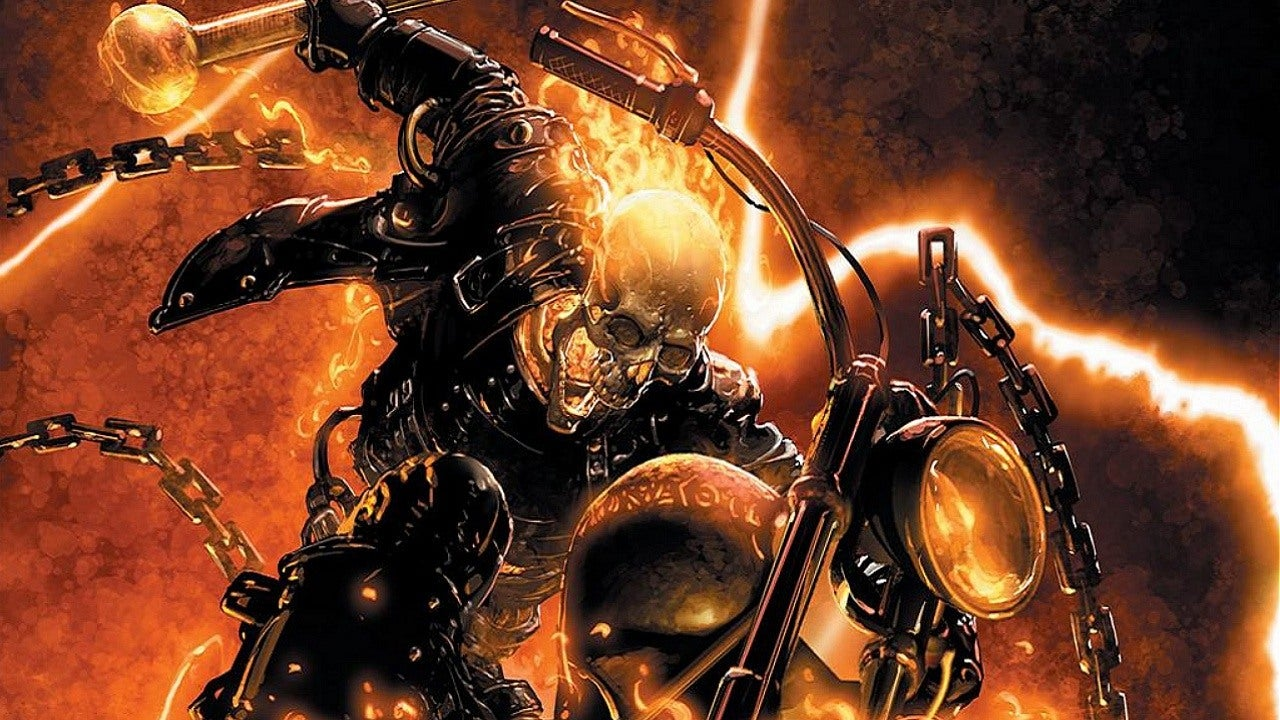 Nintendo Wallpaper Iphone X Nycc All New Ghost Rider Launching In March Ign