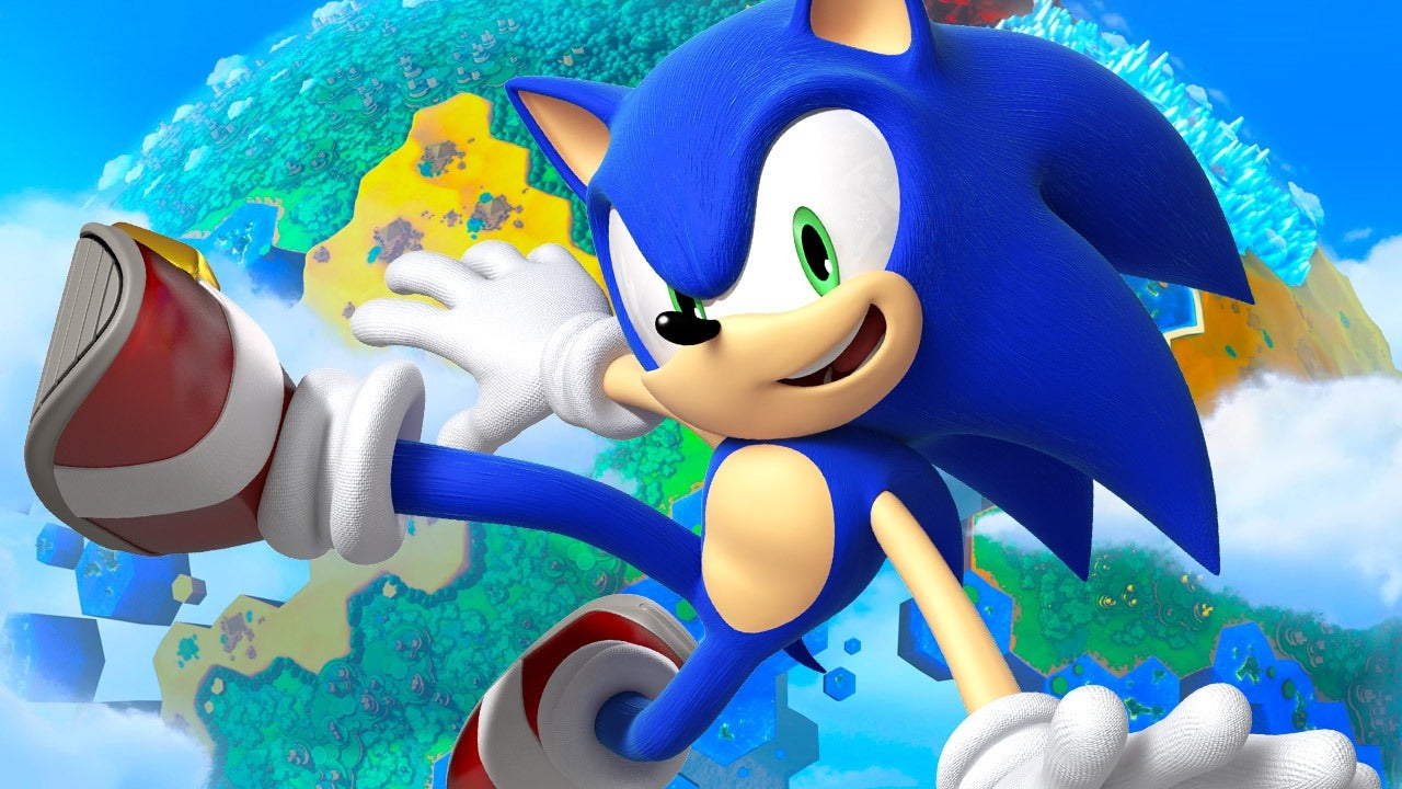 Diablo Hd Wallpaper Sonic Lost World Review Ign