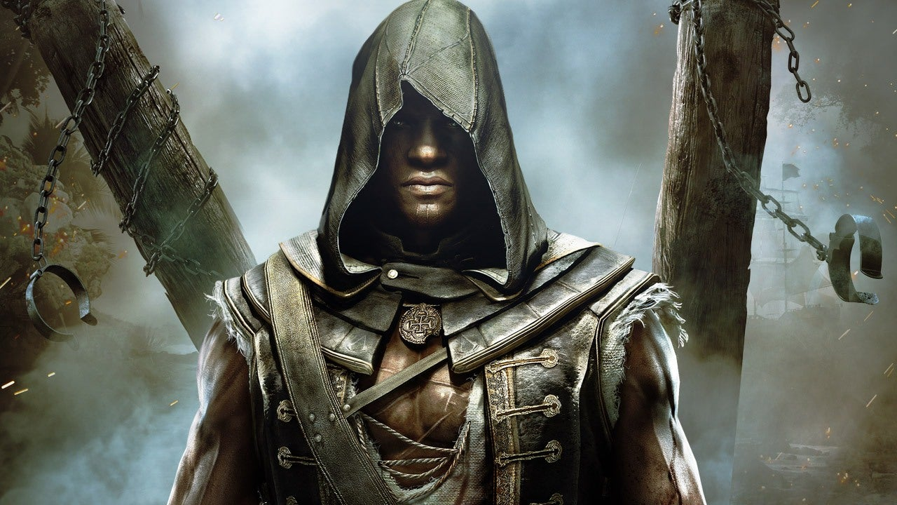 Heart Breaking Girl Wallpaper Assassin S Creed 4 Black Flag Freedom Cry Review Ign