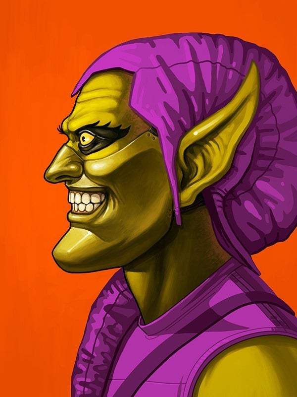 Marvel Super Heroes 3d Wallpaper Check Out These 52 Character Portraits From The Marvel