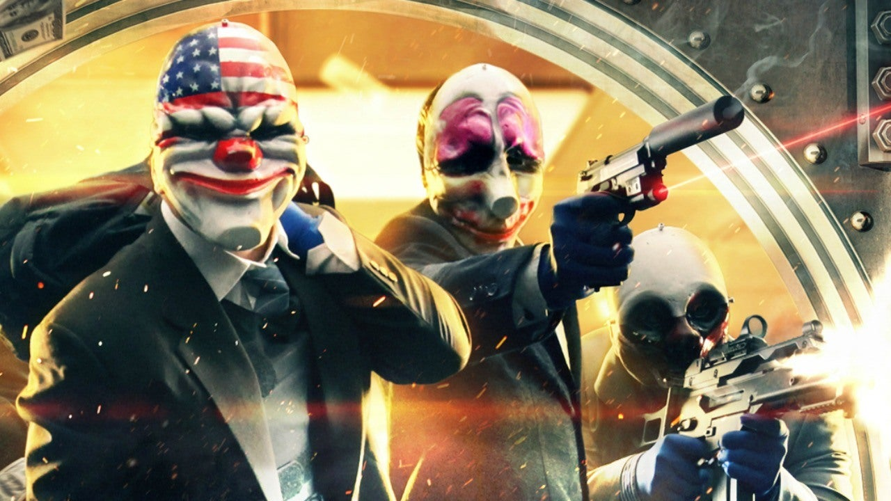Iphone X Fortnite Wallpapers Payday 2 Coming To Xbox One Ps4 Ign
