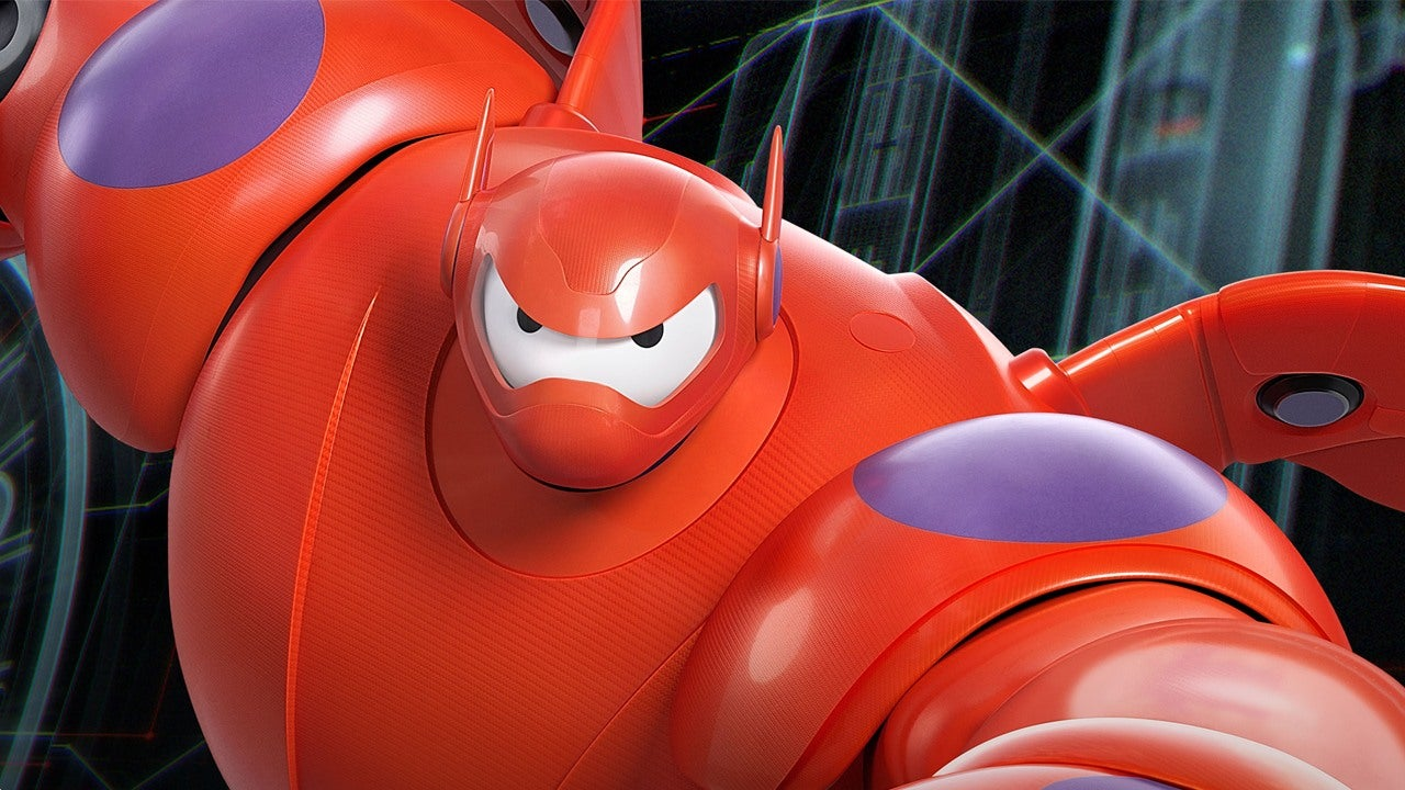 Angry Girl Wallpaper Big Hero 6 Voice Cast And Character Images Revealed Ign