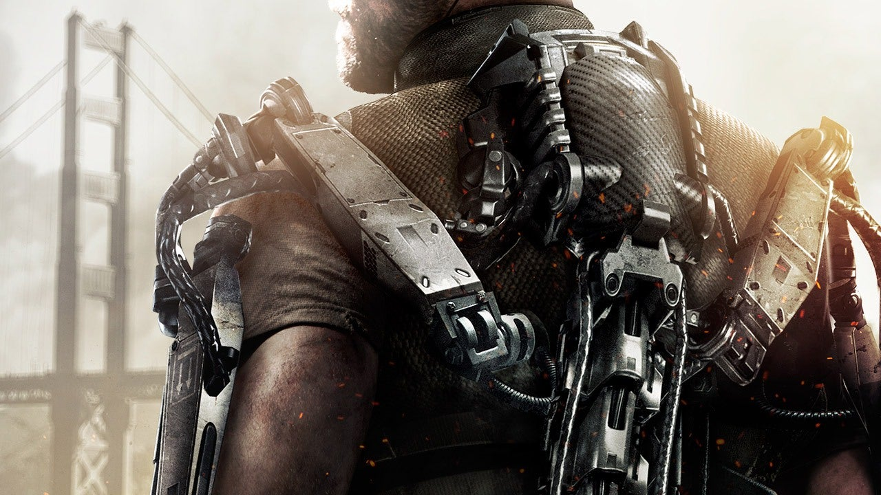 Sci Fi Iphone Wallpaper Call Of Duty Advanced Warfare Review Ign