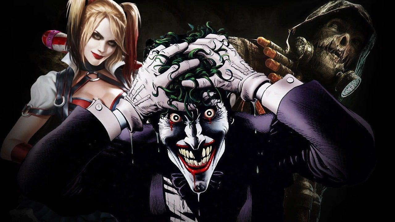 Batman Wallpaper Why Do We Fall 25 Best Batman Villains Ign