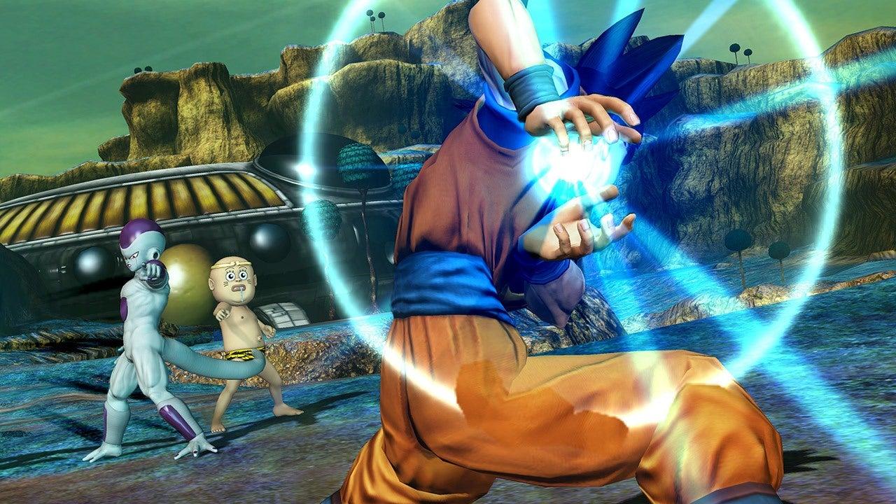 Goku Wallpaper Hd J Stars Victory Vs Review Ign